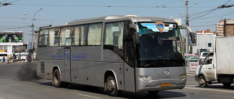 Сколько стоит проезд на автобусе в новосибирске в 2018