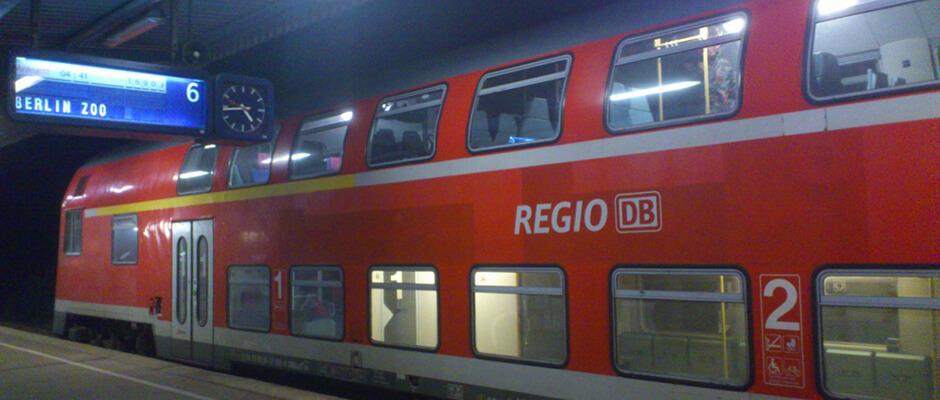 Как добраться из аэропорта Шенефельд в Берлин? Цены на поезд, автобус, такси