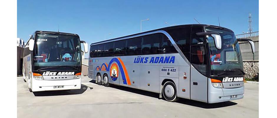 Автобус Анталия — Сиде