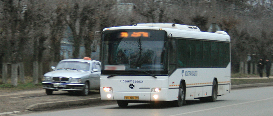 Автобус Москва-Королев