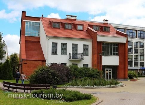 Музей истории белорусского кино в Минске