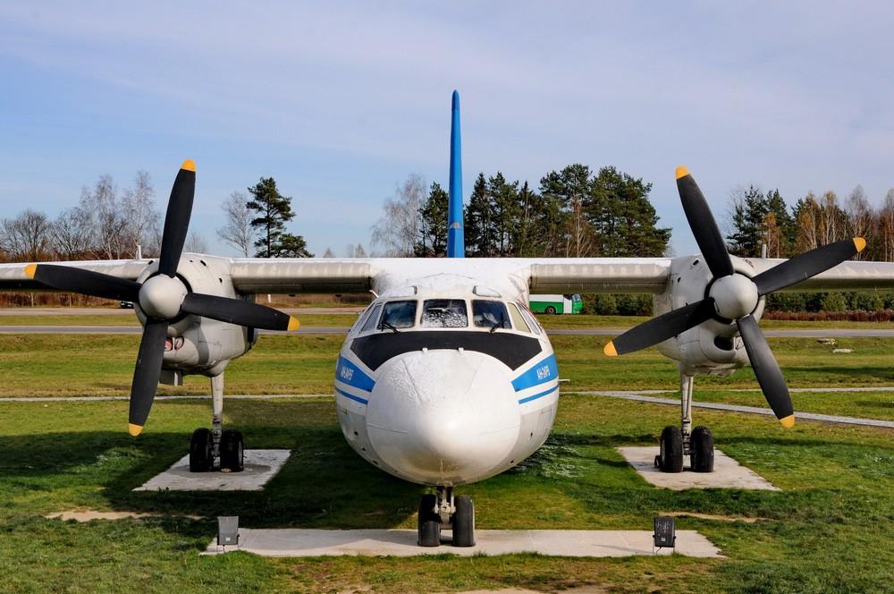 Музей авиационной техники в Минске