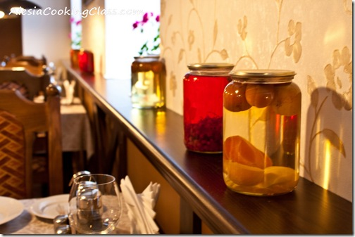 Ресторан Кухмiстр в Минске
