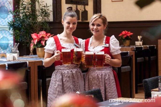 Ресторан немецкой кухни в Сочи