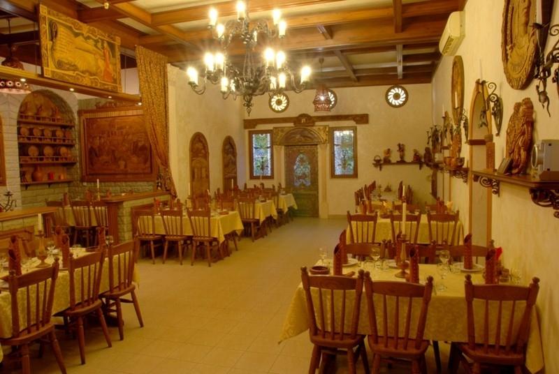 Ресторан армянской кухни в Сочи