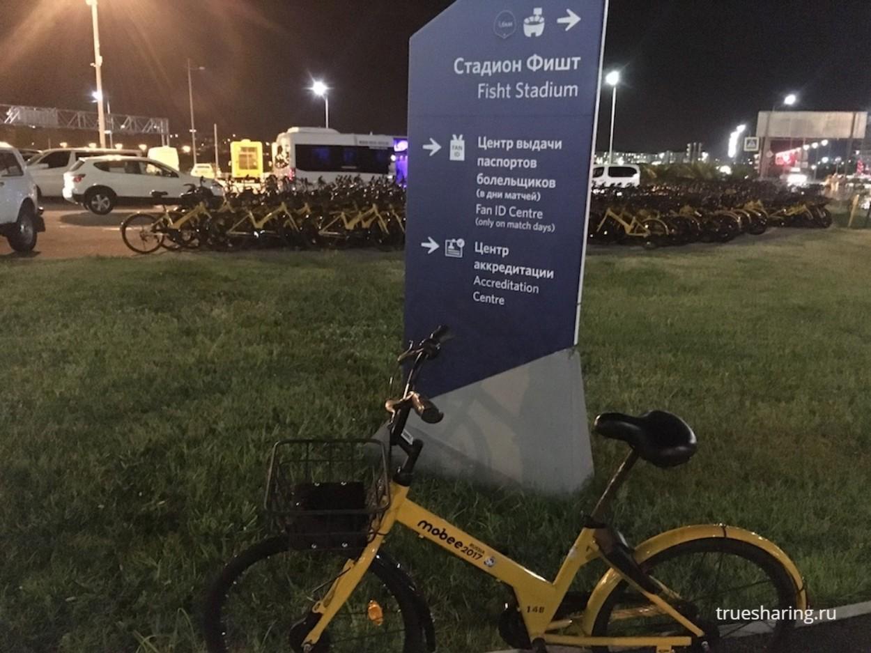 Аренда велосипедов в Сочи