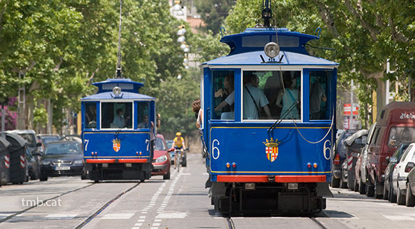Голубой трамвай до Тибидабо