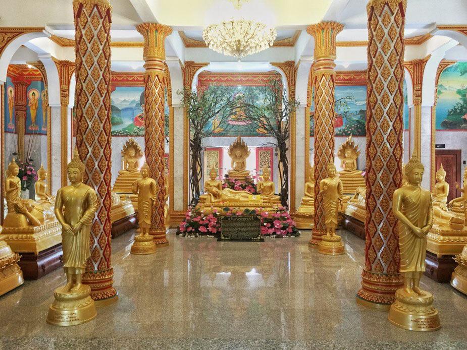 Храм Ват-Чалонг