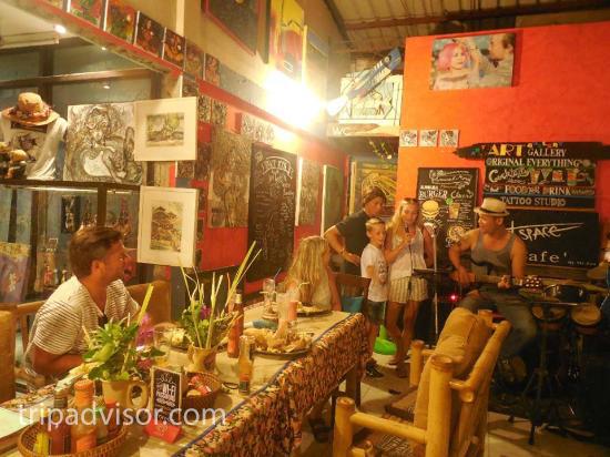 Бар Artspace Gallery And Music