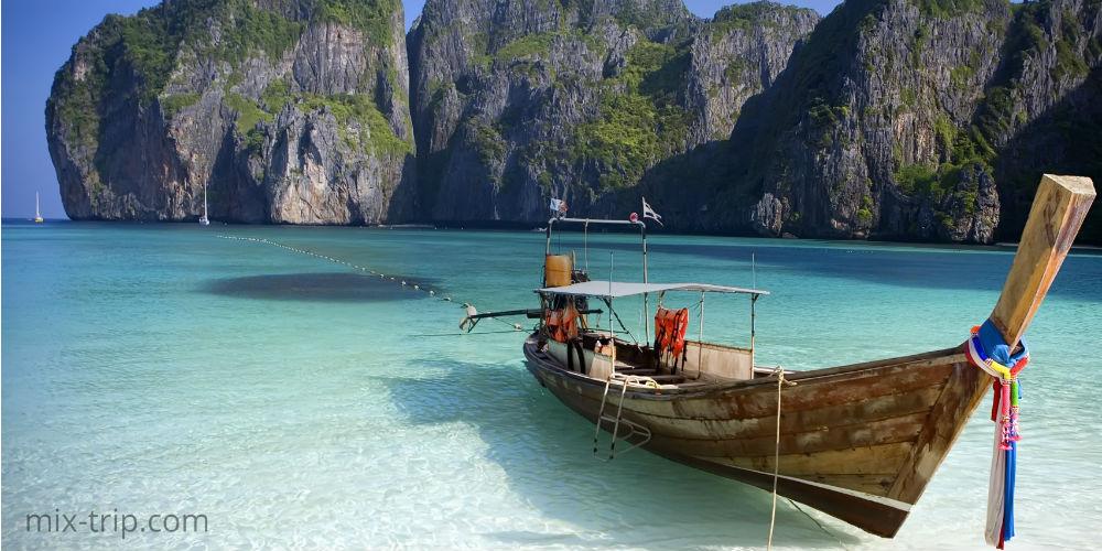 Лодка лонгтейл