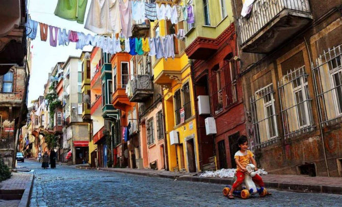 Лучшие районы Стамбула для отдыха