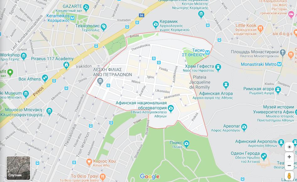 Районы афин отзывы недвижимость в дубае новостройки